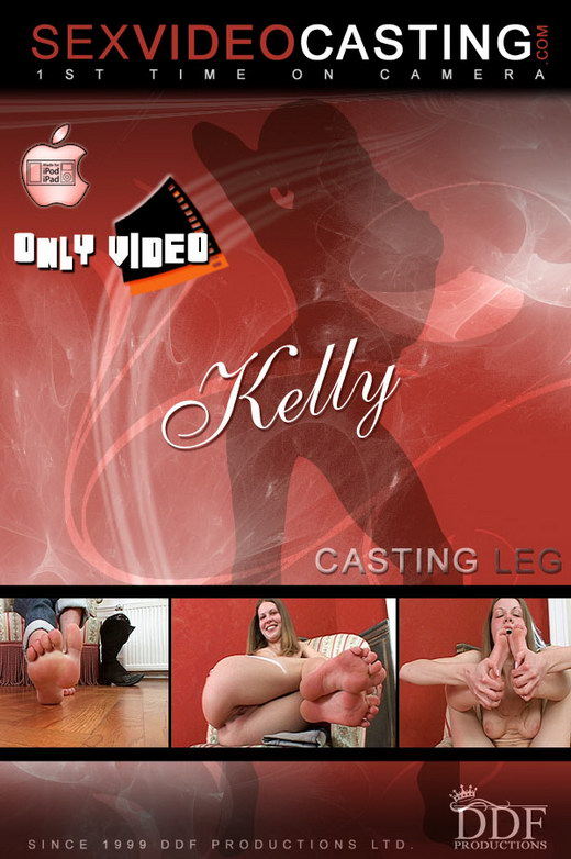 Kelly - `Tongue on her twinklers!` - for SEXVIDEOCASTING