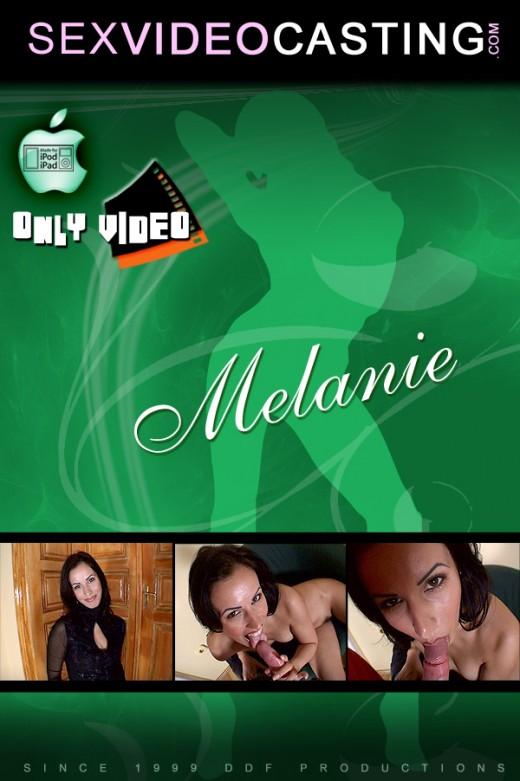 Melanie - for SEXVIDEOCASTING