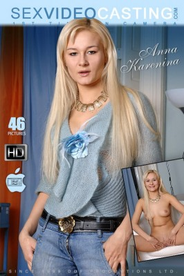 Anna Karenina  from SEXVIDEOCASTING