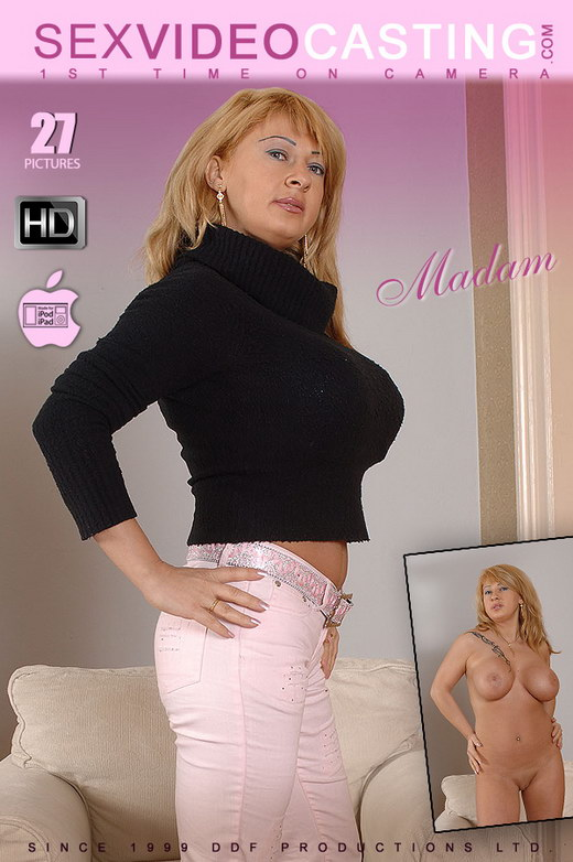 Madam - for SEXVIDEOCASTING