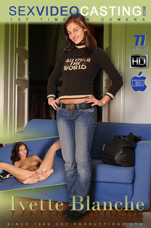 Ivette Blanche in All-Natural Hungarian beauty! gallery from SEXVIDEOCASTING