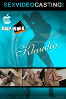 Klaudia does some fancy foot work!