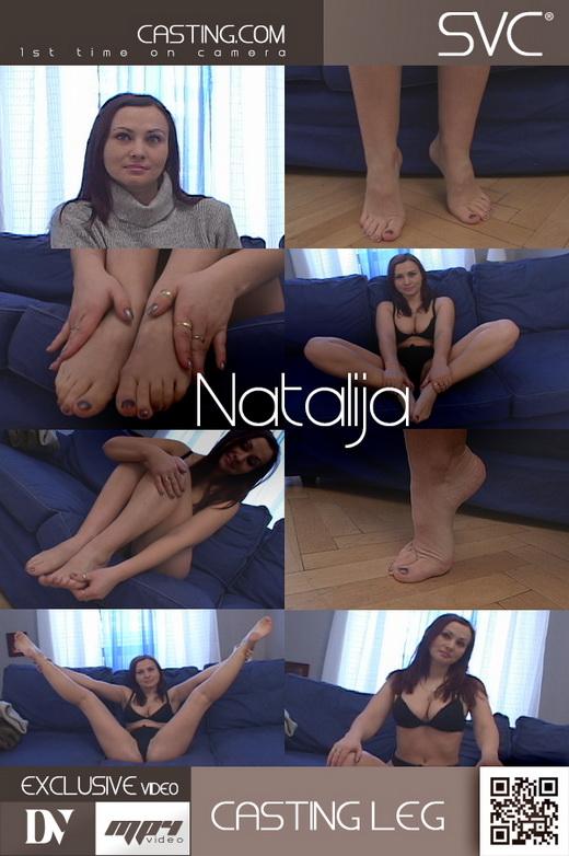 Natalija - `Nuzzle Natalija's Feet!` - for SEXVIDEOCASTING
