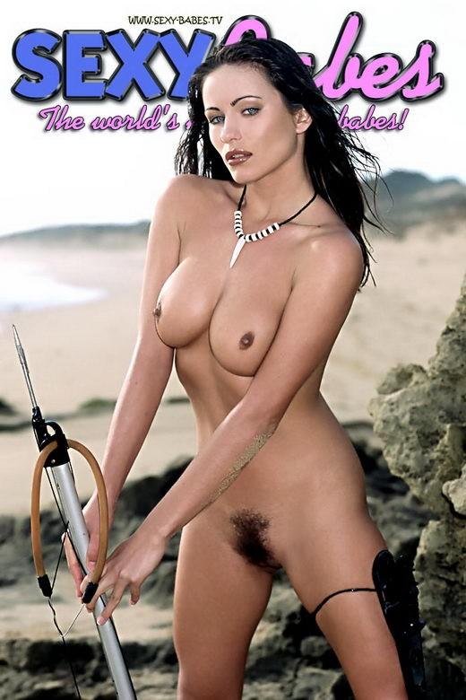 Kyla Cole - `The Naked Hunter` - for SEXY-BABESTV