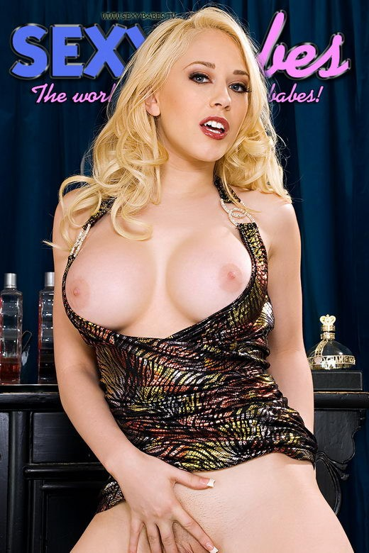 Kagney Linn Karter - `Boobs Boobs!` - for SEXY-BABESTV