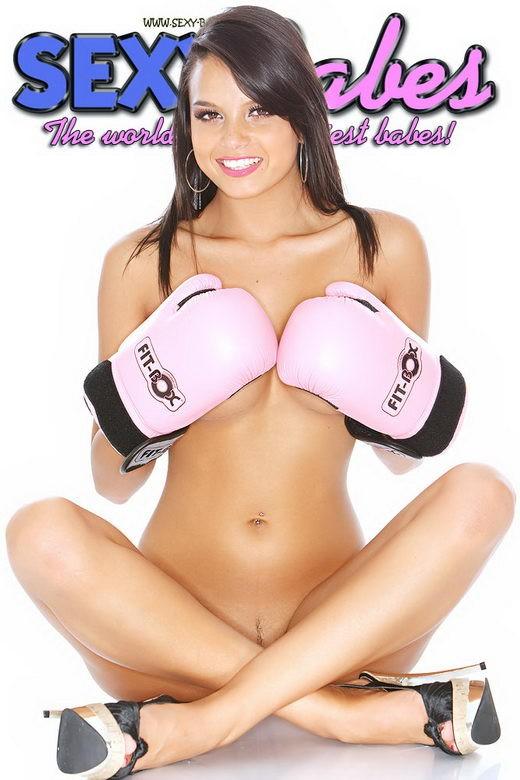 Sasha B - `Knock'em Out` - for SEXY-BABESTV