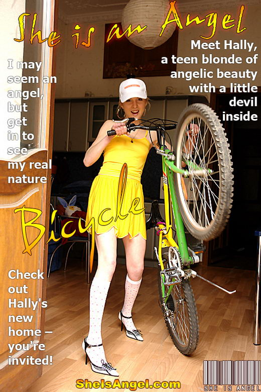 `Bicycle` - for SHEISANANGEL