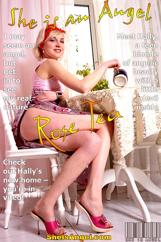 `Rose Tea` - for SHEISANANGEL