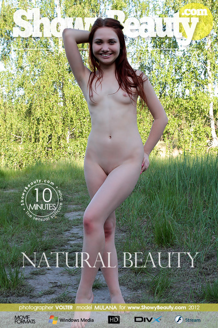 Mulana - `Natural Beauty` - by Volter for SHOWYBEAUTY