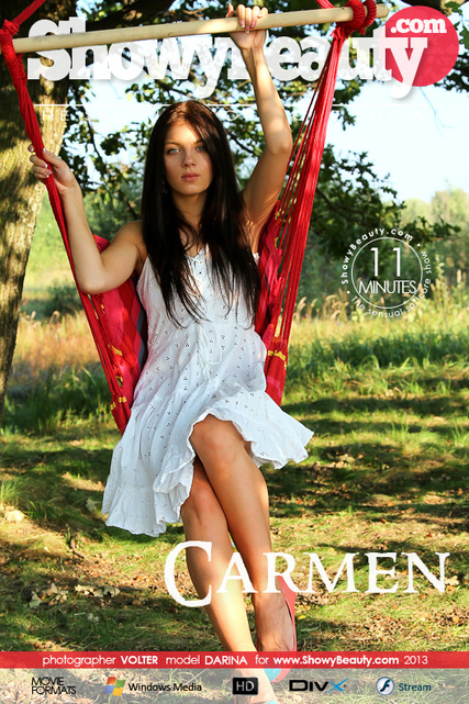 Darina - `Carmen` - by Volter for SHOWYBEAUTY