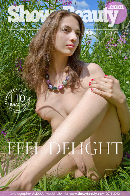 Liza - `Feel Delight` - by Alexxa for SHOWYBEAUTY