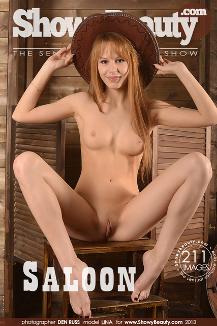 Lina - `Saloon` - for SHOWYBEAUTY