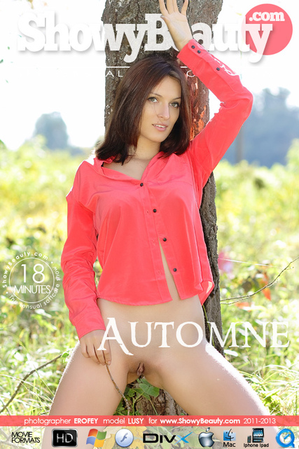 Lusy - `Automne` - for SHOWYBEAUTY
