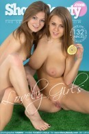 Patritcy & Viola - Lovely Girls