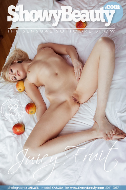 Kassija - `Juicy Fruit` - by Melwin for SHOWYBEAUTY