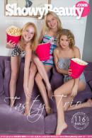 Tasty Trio