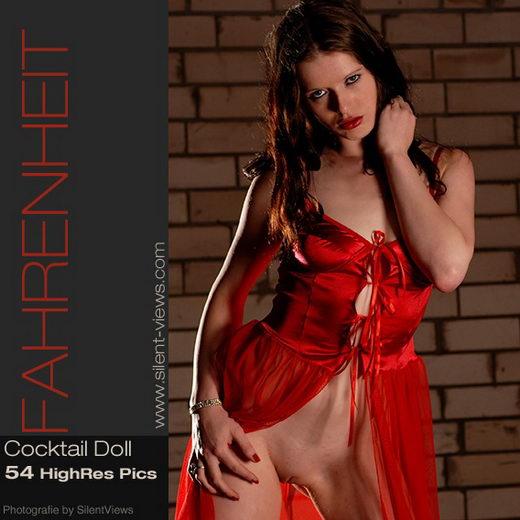 Fahrenheit - `#18 - Cocktail Doll` - for SILENTVIEWS