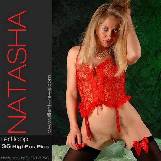 Natasha - `Red Loop` - for SILENTVIEWS