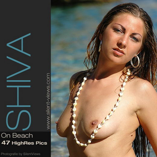 Shiva - `#51 - On Beach` - for SILENTVIEWS