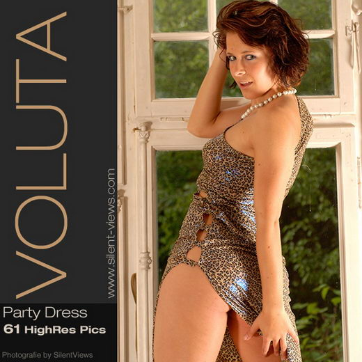 Voluta - `#57 - Party Dress` - for SILENTVIEWS