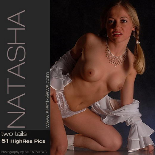 Natasha - `#74 - Two Tails` - for SILENTVIEWS