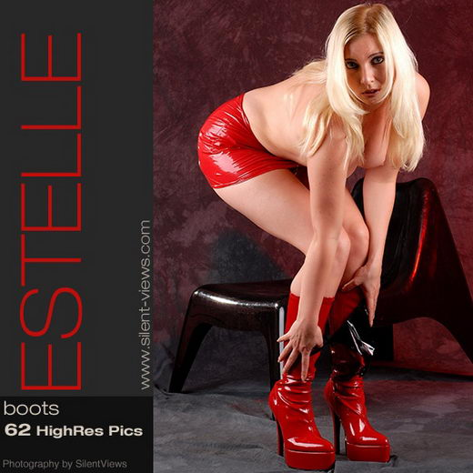 Estelle - `#87 - Boots` - for SILENTVIEWS