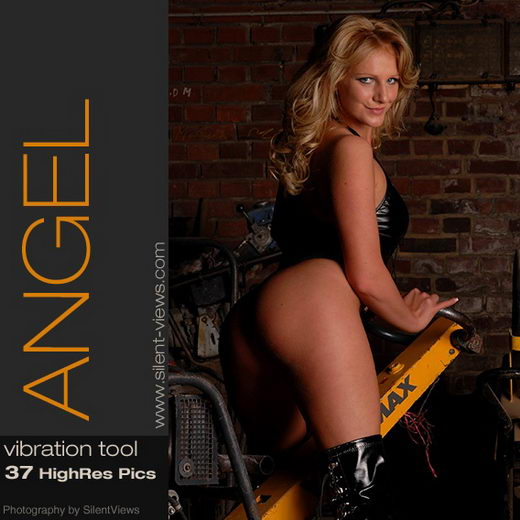Angel - `#125 - Vibration Tool` - for SILENTVIEWS