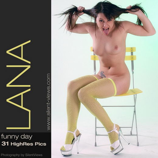 Lana - `#139 - Funny Day` - for SILENTVIEWS