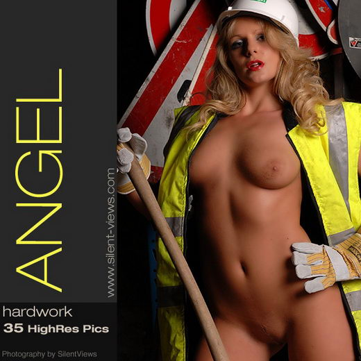 Angel - `#145 - Hardwork` - for SILENTVIEWS