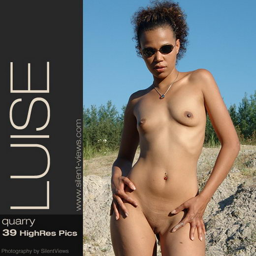 Luise - `#136 - Quarry` - for SILENTVIEWS