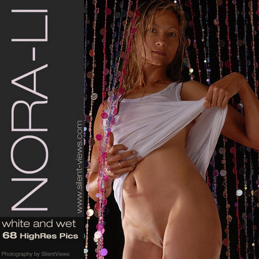 Nora-Li - `#155 - White & Wet` - for SILENTVIEWS