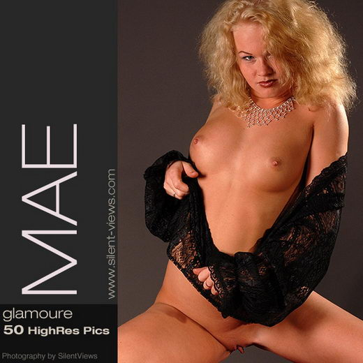 Mae - `#160 - Glamoure` - for SILENTVIEWS