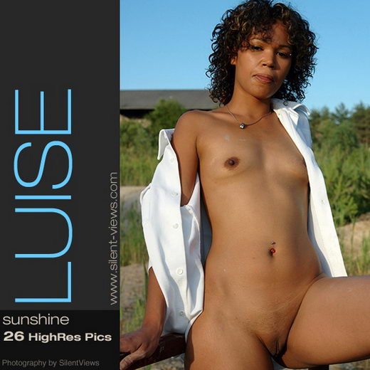 Luise - `#171 - Sunshine` - for SILENTVIEWS