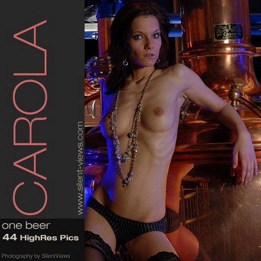 Carola - `#181 - One Beer` - for SILENTVIEWS