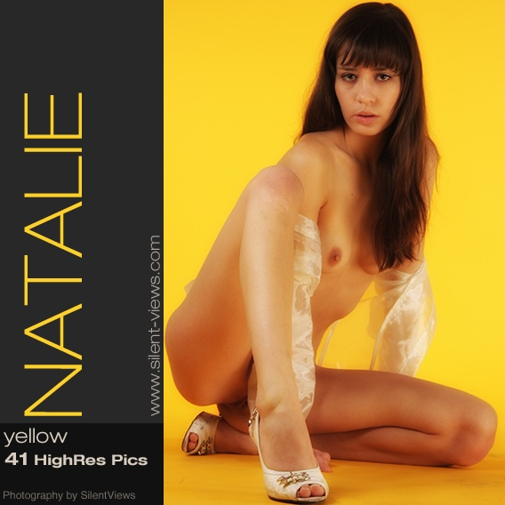 Natalie - `#191 - Yellow` - for SILENTVIEWS