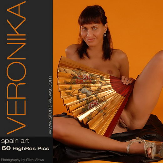 Veronika - `#196 - Spain Art` - for SILENTVIEWS
