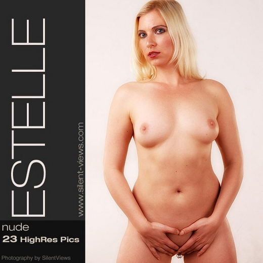 Estelle - `#218 - Nude` - for SILENTVIEWS
