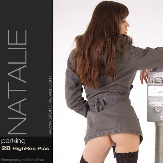 Natalie in #221 - Parking gallery from SILENTVIEWS