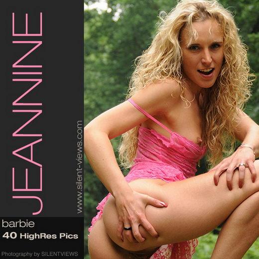 Jeannine in #224 - Barbie gallery from SILENTVIEWS