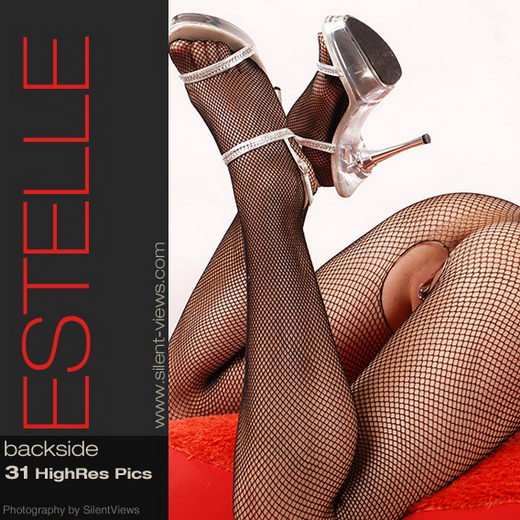 Estelle - `#229 - Backside` - for SILENTVIEWS