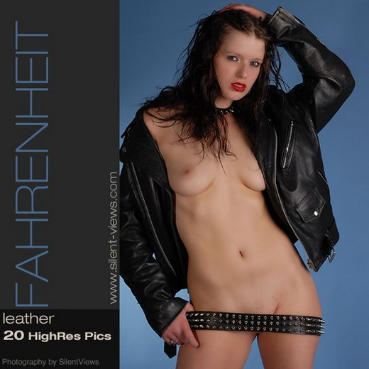 Fahrenheit - `#249 - Leather` - for SILENTVIEWS
