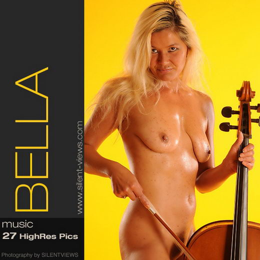 Bella - `#252 - Music` - for SILENTVIEWS