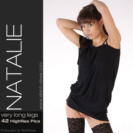 Natalie - `#254 - Very Long Legs` - for SILENTVIEWS