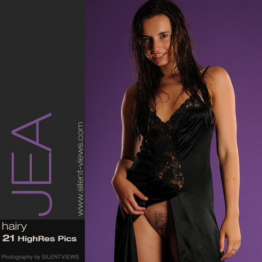 Jea - `#255 - Hairy` - for SILENTVIEWS