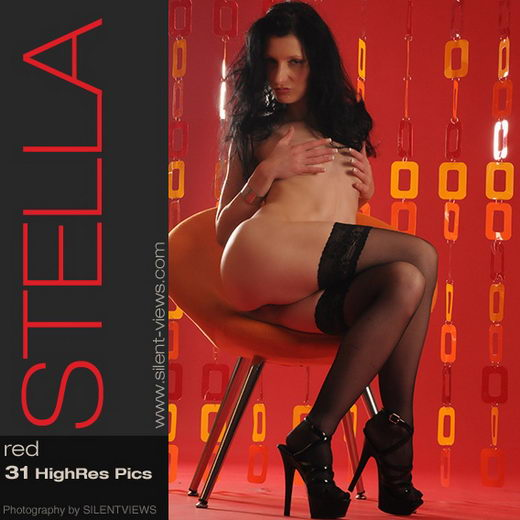 Stella - `#256 - Red` - for SILENTVIEWS