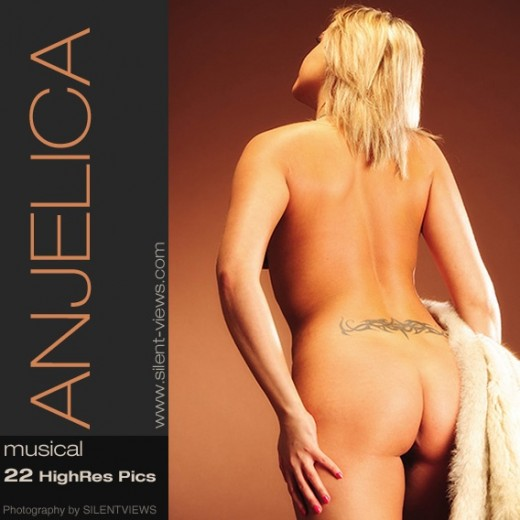 Anjelica - `#638 - Musical` - for SILENTVIEWS