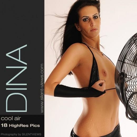 Dina - `#639 - Cool Air` - for SILENTVIEWS