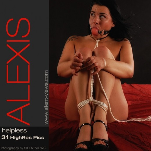 Alexis - `#644 - Helpless` - for SILENTVIEWS