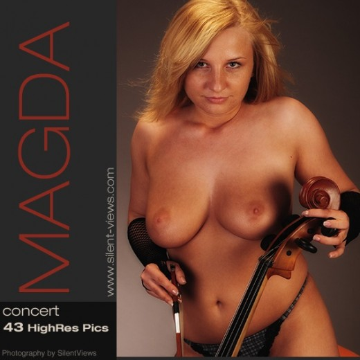 Magda - `#670 - Concert` - for SILENTVIEWS
