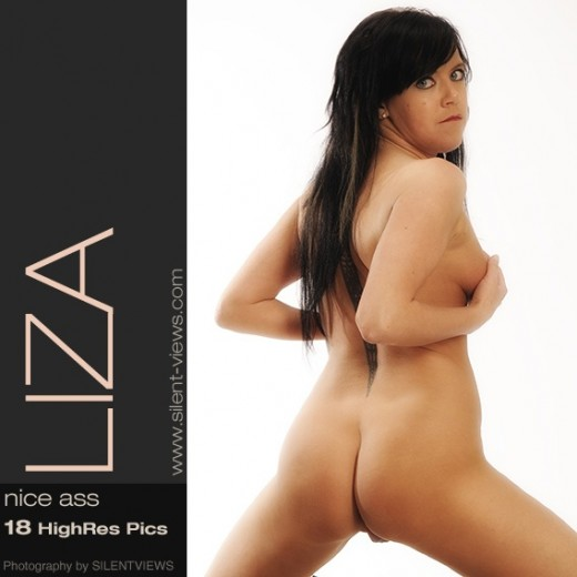 Liza - `#434 - Nice Ass` - for SILENTVIEWS